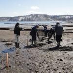 2015春の野尻湖地質調査
