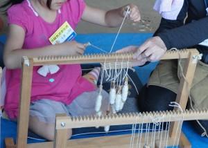 17日(木)は「あんぎん編み」に挑戦しませんか。夏休みの宿題にどうぞ!