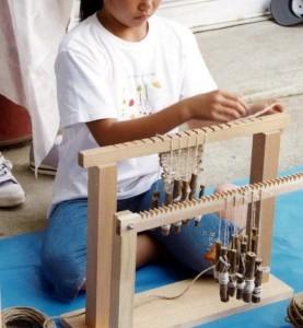 【イベント】8月20日(月)「あんぎん編み」開催 夏休みの宿題にもどうぞ