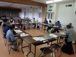 第2回野尻湖ナウマンゾウ博物館サークル交流会