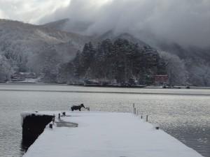 野尻湖2017.11.19