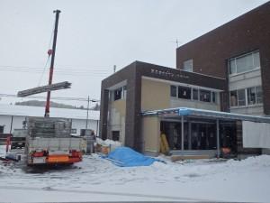 【工事の状況12月12日】足場が撤去されました