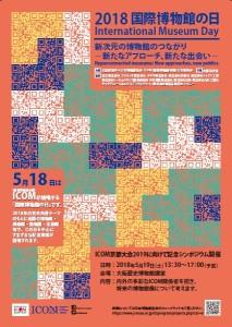 国際博物館の日ポスター