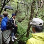 【学習会報告】明治時代の水路跡の見学会