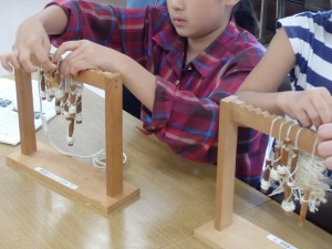 【イベント】8月18日(日)「あんぎん編み」開催 夏休みの宿題にもどうぞ