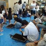 【おしらせ】5月1日~4日に氷河時代体験ミニ講座を開催