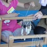 第4回体験教室「あんぎん編み」