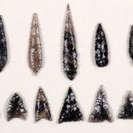 第32回特別展「運ばれてきた黒曜石-野尻湖遺跡群から出土した黒曜石製の石器展-」